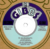 Naggo Morris - Su Su Pan Rasta / Jacob Miller - I Am Just A Dread (Joe Gibbs) 10""
